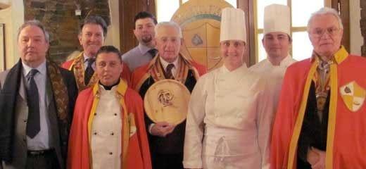 Ordine dei Cavalieri della polenta Tante iniziative nel 35° anno di vita