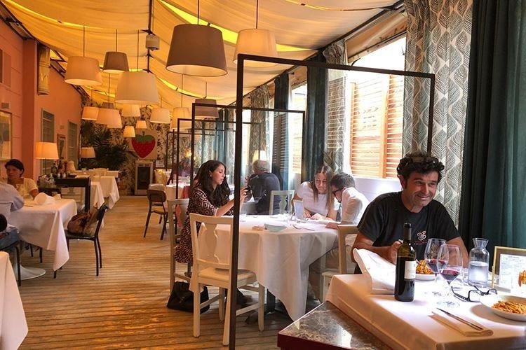 Dopo il flagello si torna al ristorante L'entusiasmo dei cuochi di Bergamo