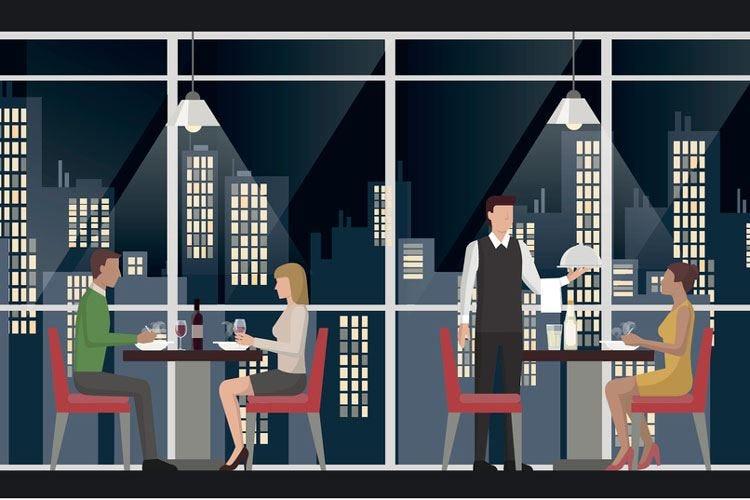 Cena in hotel e notte in camera Il nuovo trend resisterà alla crisi?