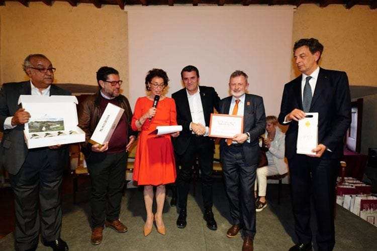 Award IaT: premi a Centinaio, Torrini, Dos Santos, Cotarella, Gilardi e Tessieri