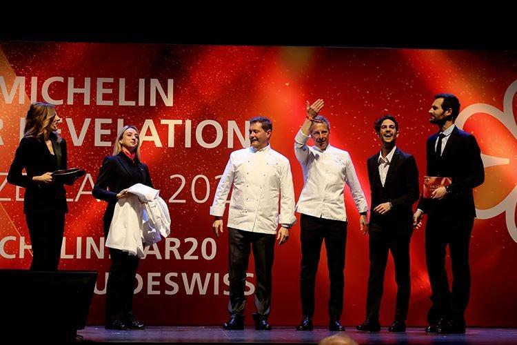 Da Vittorio, due stelle a St.Moritz Ora sono sei nel firmamento Cerea