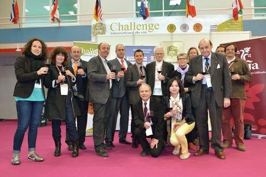 Italia quarta con 65 medaglie al Challenge international du vin 2014