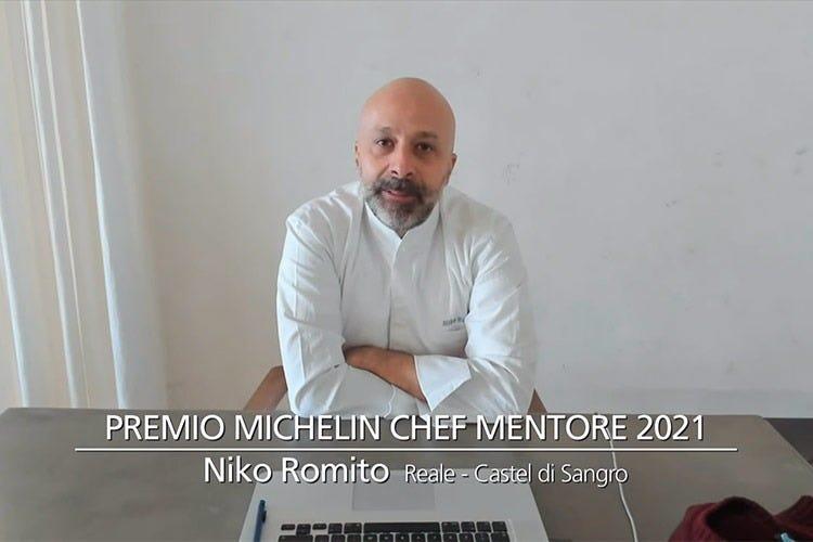 Niko Romito - Guida Michelin Italia 2021 Il liveblogging con le nuove stelle