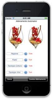 Chefsommelier, l'<em>app</em> per comunicare le mille espressioni di cibo e vino