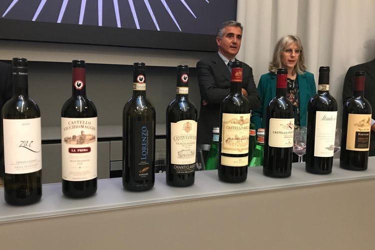 Chianti Classico in passerella Degustazioni di rango a Milano