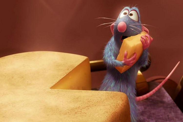 Il cibo nei cartoni animati Un ingrediente della fantasia