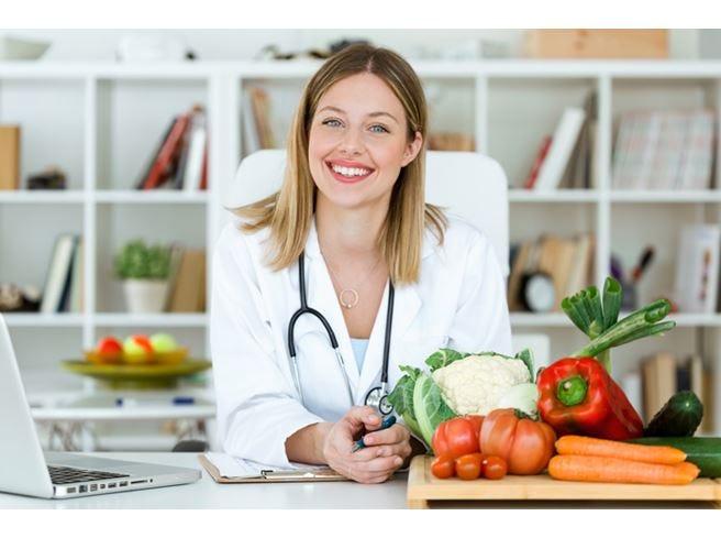 Il cibo esiste per nutrire la salute