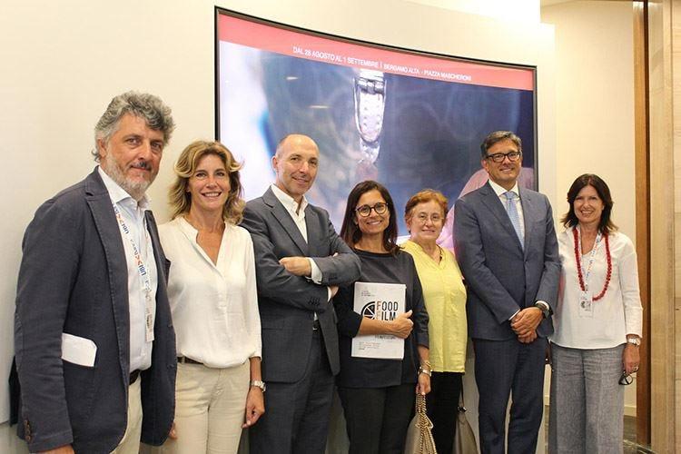 Il cinema racconta il cibo Bergamo inaugura il Film Food Fest