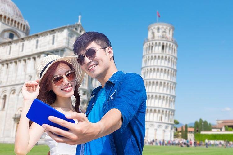 I cinesi scelgono l'Italia Prima meta in Europa per presenze