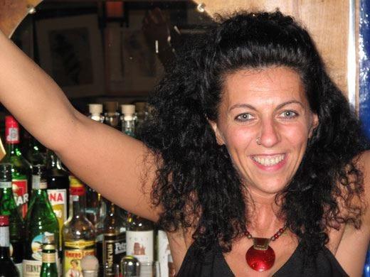 Cinzia Ferro, una carriera in ascesaLa barlady dell'anno 2013 si racconta