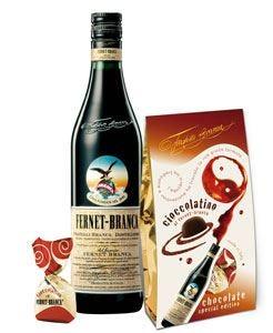 Branca incontra il cioccolato Dulcioliva Nuove praline al caffè, liquore e brandy