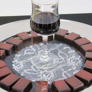 Cioccolatini al Moscato di Scanzo Una dolce idea per l'Expo 2015