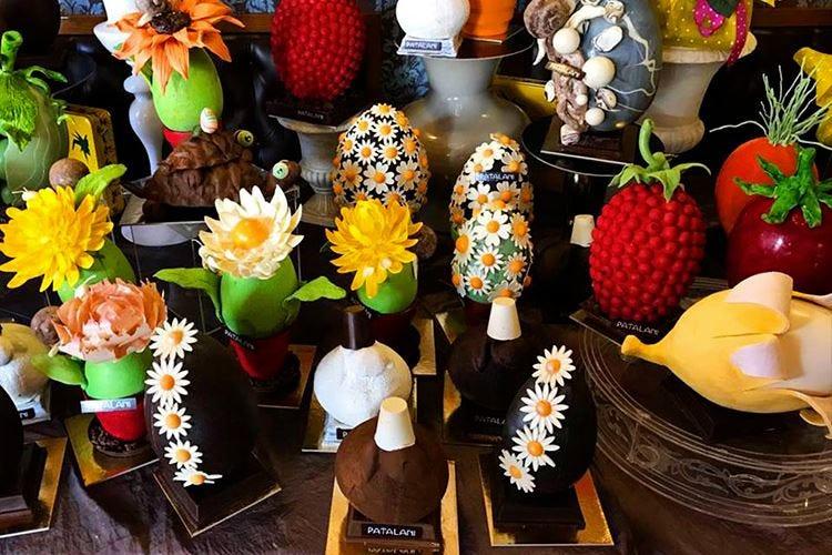 Il cioccolato secondo AMPI Soggetti creativi e forme molteplici