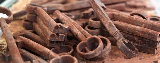 Le mille forme del cioccolato Il