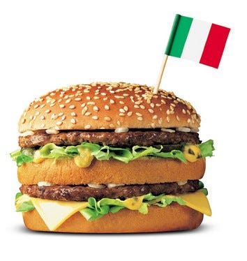 Fast Food Courriere