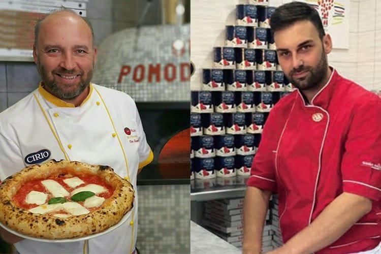 """Pomodoro Cirio Alta Cucina omaggia i suoi pizzaioli """"mondiali"""""""