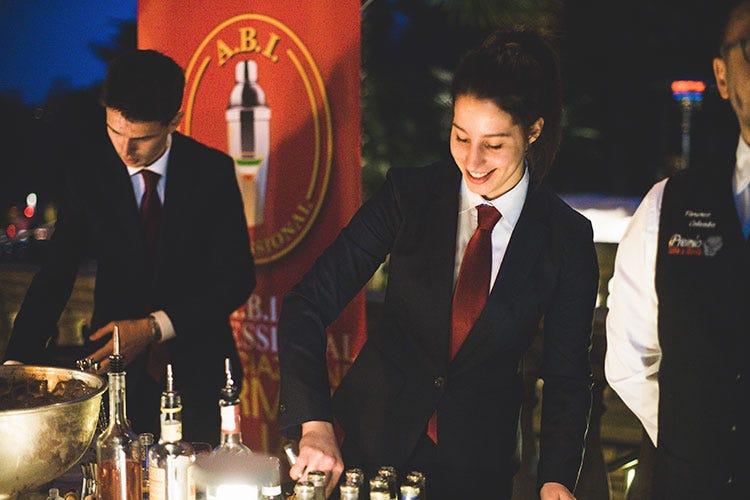(I cocktail per iniziare e per finire La mixology, quella vera, al Premio IaT)
