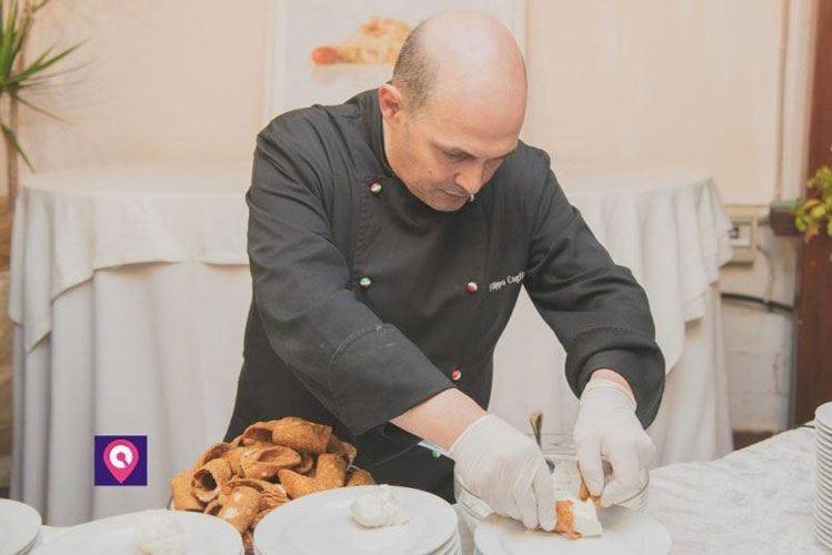 Cogliandro cucina Dalì Cena a sostegno della Calabria