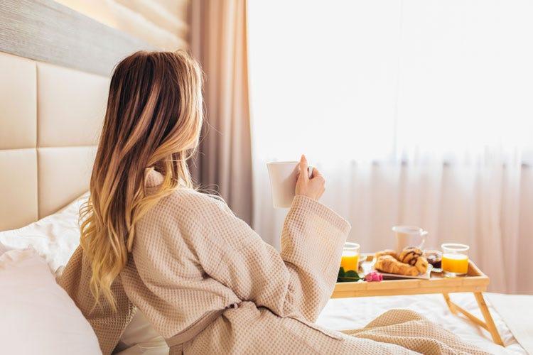 In camera, a tavola o in... scatola Come cambia la colazione in hotel