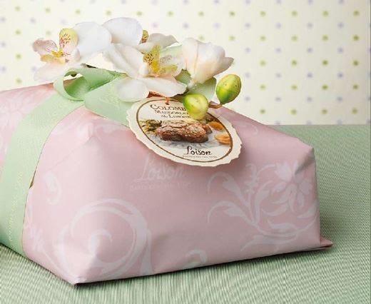 Colomba nocciolata e colomba al limone Per una dolce Pasqua firmata Loison