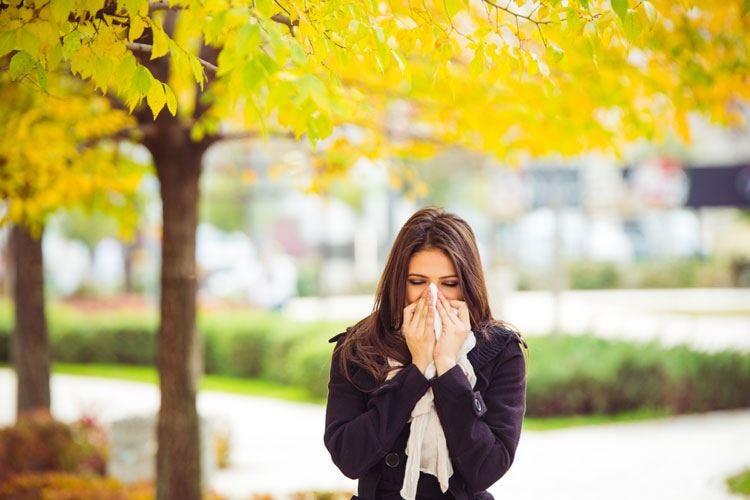 Con i pollini arrivano le allergieNe soffre il 40% degli adolescenti