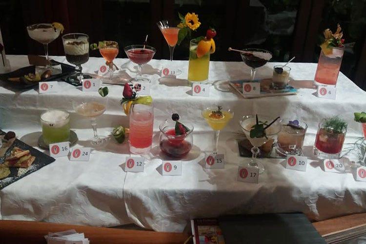 (Concorso Abi Professional – Sud ItaliaIl miglior cocktail è di Cristian Russo)