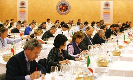 """È israeliano il """"Gran Vinitaly 2011"""" 71 medaglie al Concorso enologico"""