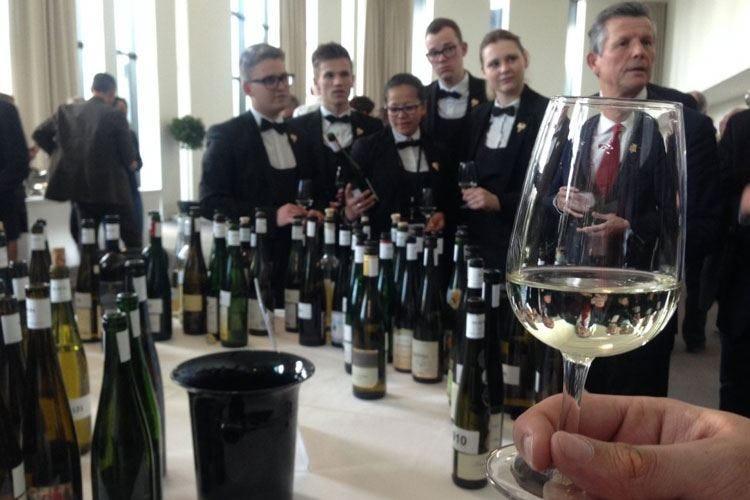 Concours des Grands Vins Blancs All'Italia tre ori e un argento