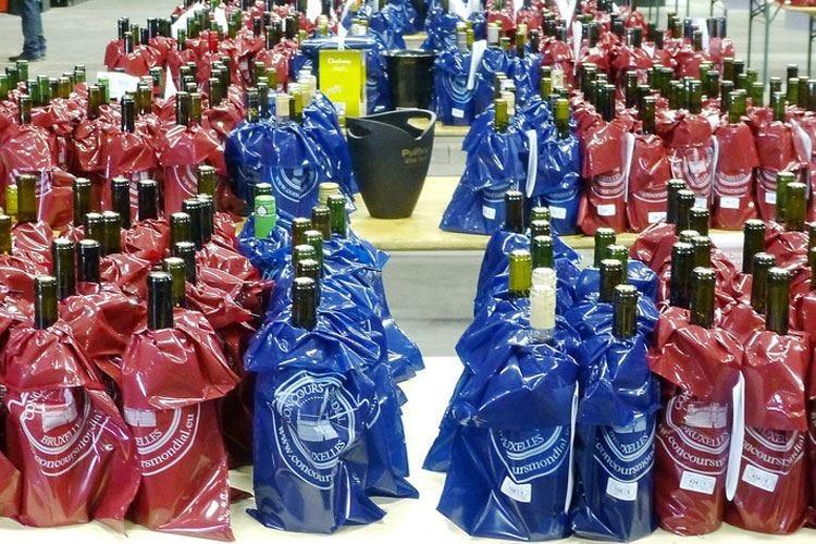 Il Concours Mondial de Bruxelles porta in Svizzera oltre 9mila vini