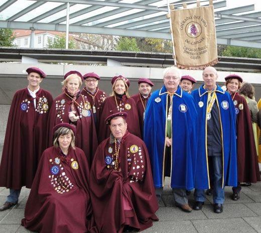 Alla Confraternita del salame di Varzi  il titolo di <em>Confradia de honor</em> d'Europa