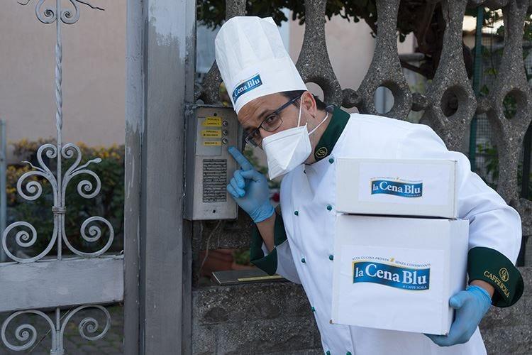 L'alta gastronomia arriva a casa Menu in sottovuoto e in sicurezza