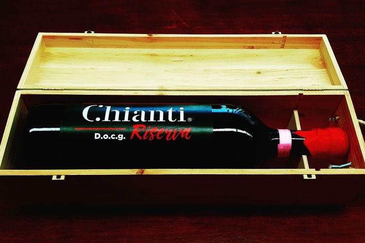 Consorzio Vino Chianti a Prowein con 150 etichette di 34 aziende