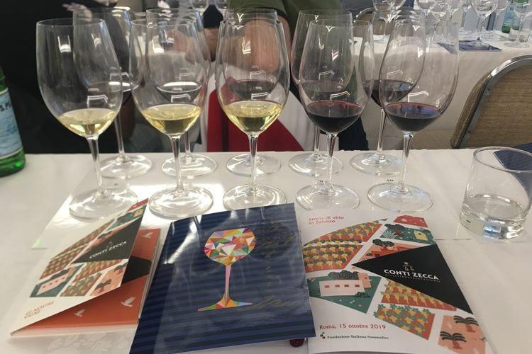 Passeggiata in Salento con i vini di Conti Zecca