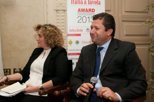Valentina Quattro e Alfredo Zini