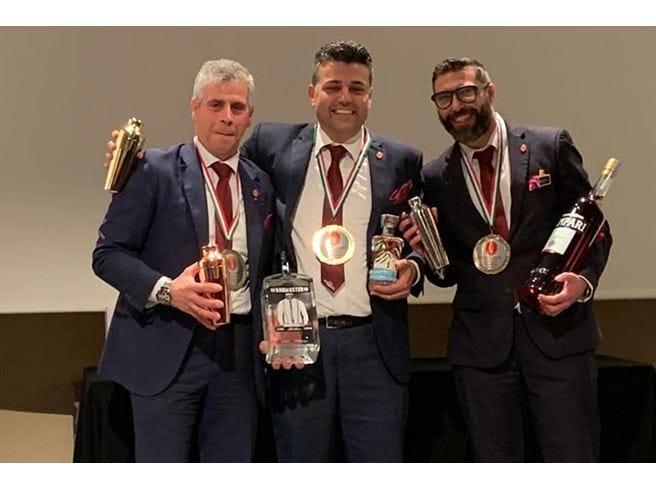Concorso Abi Professional Premiato il cocktail di Lubieri