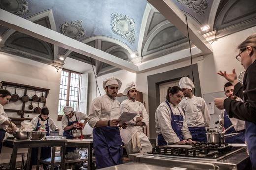 Nuova sede e 30 anni di lavoro per la Scuola Cordon Bleu di Firenze