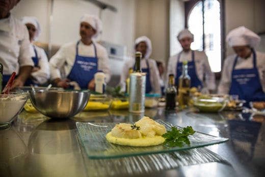 Scuole di cucina che vale la pena frequentare agrodolce