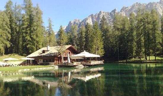 Un inverno a cortina d ampezzo tra natura sport e - Hotel a cortina d ampezzo con piscina ...