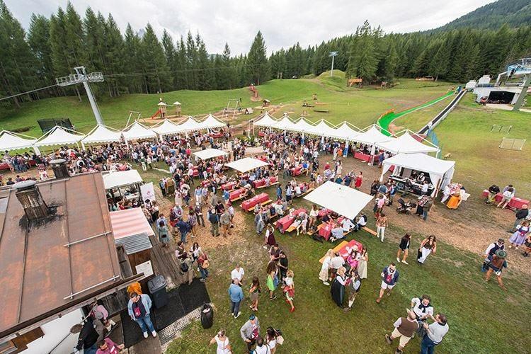 A Cortina prove di Olimpiadi Un successo il Summer Party