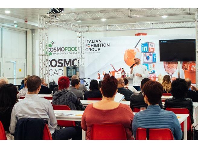 Cosmofood, positiva la 6ª edizione Successo per i corsi di formazione