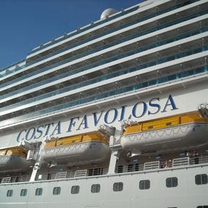 """Un """"favoloso"""" ristorante galleggiante La nuova nave Costa è pronta a salpare"""