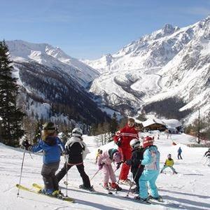 Sciare a Courmayeur Il comprensorio Chécrouit - Val Vény