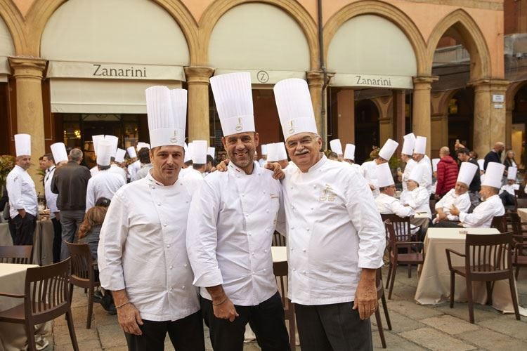 AMPI in visita a Bologna dagli Accademici Fabbri, Elmi, Antoniazzi