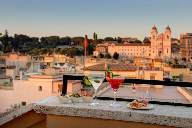 La Cucina Di Umberto Vezzoli Domina Il Panorama Di Roma