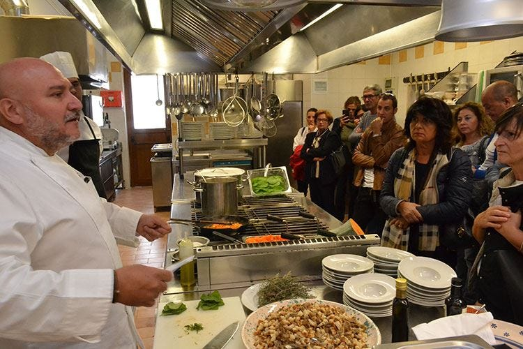 Cucine Aperte Nel cuore della Puglia da gustare