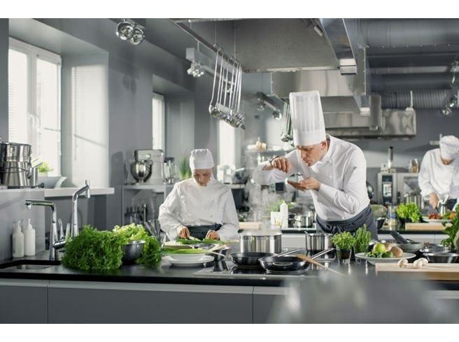 Cucine professionali, Italia leader  Nel 2018 il fatturato cresce del 5,8%