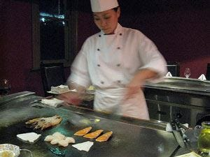Scuola di cucina laziale per i cuochi giapponesi