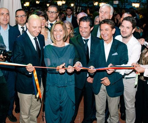 "Cucina e moda insieme a Firenze Successo del format ""Cocktail di stelle"""