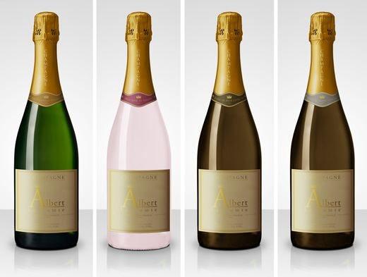 Champagne Albert Le Comte £$Luxury brand$£ per le grandi occasioni