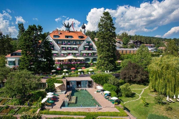 Da 111 anni il Parkhotel Holzner Al timone la quarta generazione